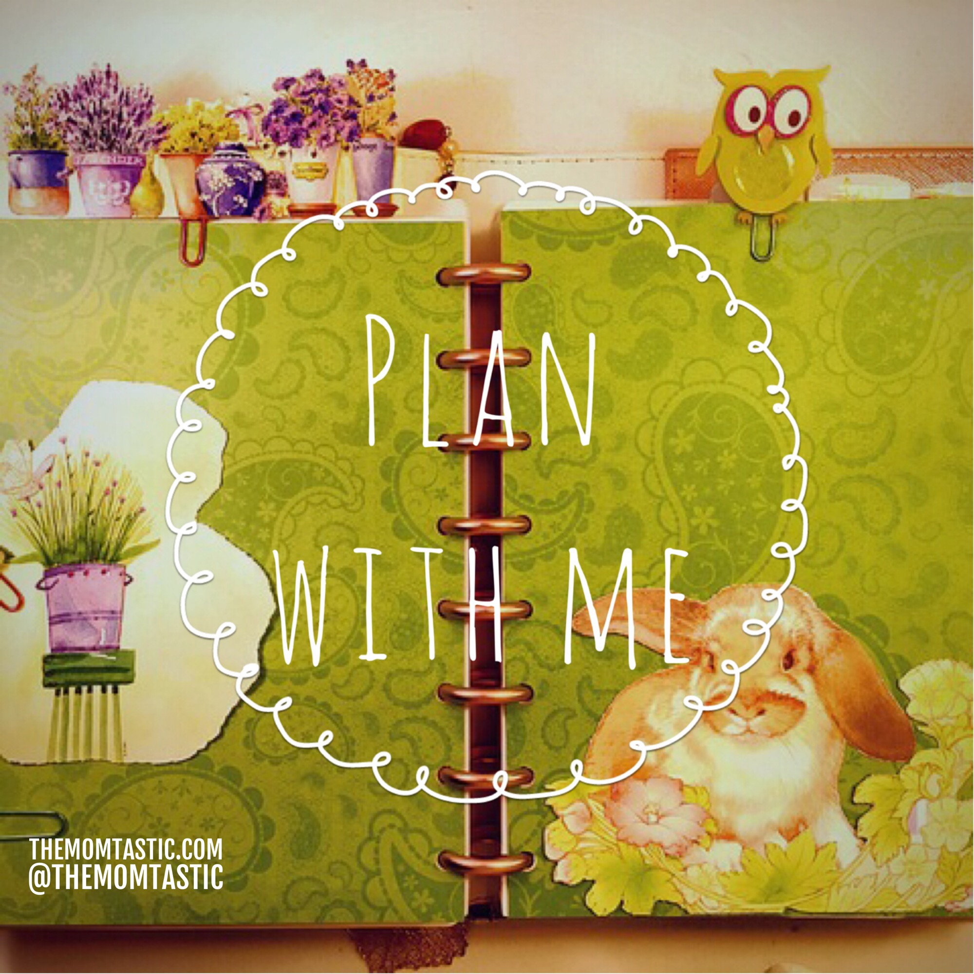 I'm a Planner Mom: Come and Plan With Me