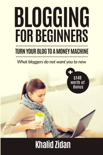 Blogging Beginners Machine Creatives Business