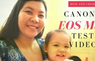 Teaser Video for Vlog + Canon EOS M3 Camera Test