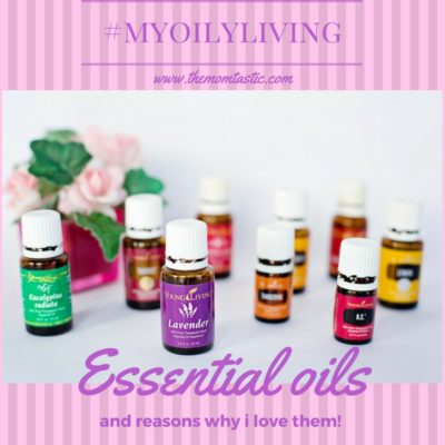 Our #Oilbularyo Journey Has Begun – How Essential Oils Helped Us Ditch the Meds