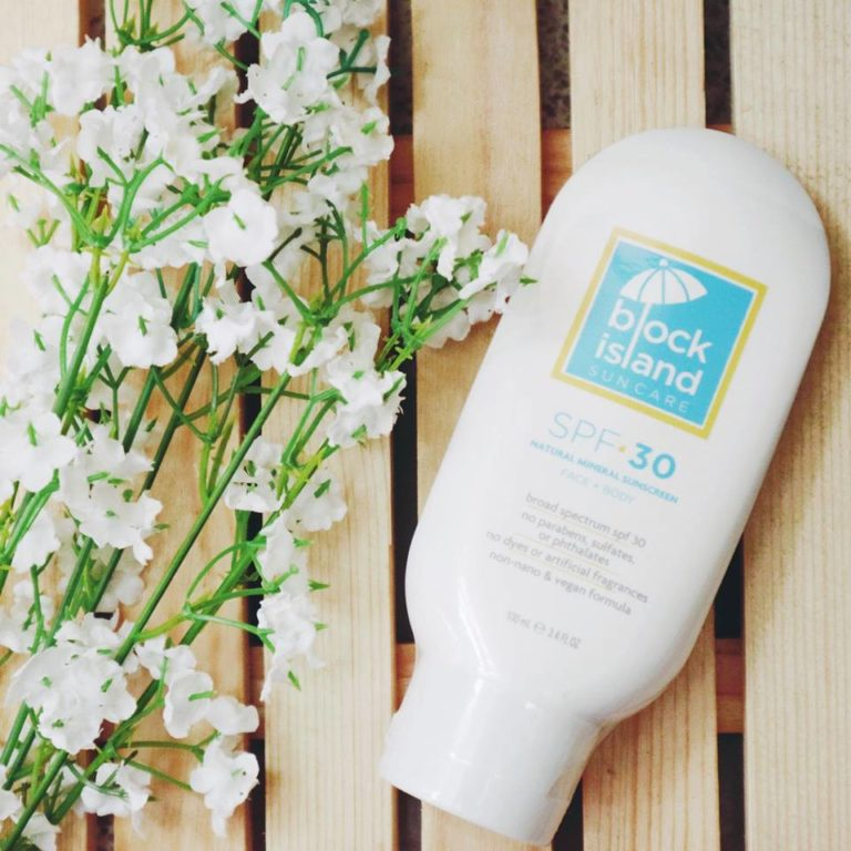 Play Smart. Play Safe – Block Island Organics Sunscreen Review